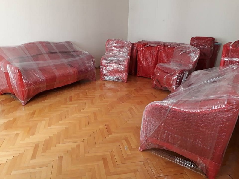 koltuk takımı paketleme